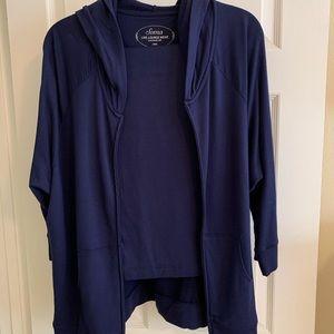 Soma lightweight casual set Capri pants/jacket